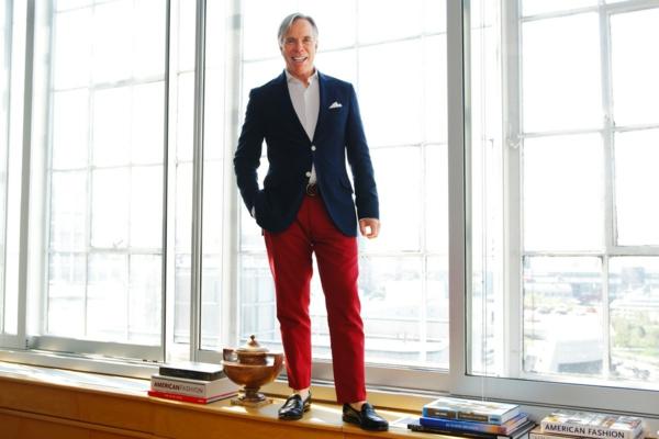 tommy hilfiger designermode luxushaus mode design