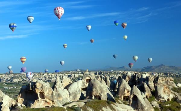 traumurlaub türkei Cappadocia reiseziele