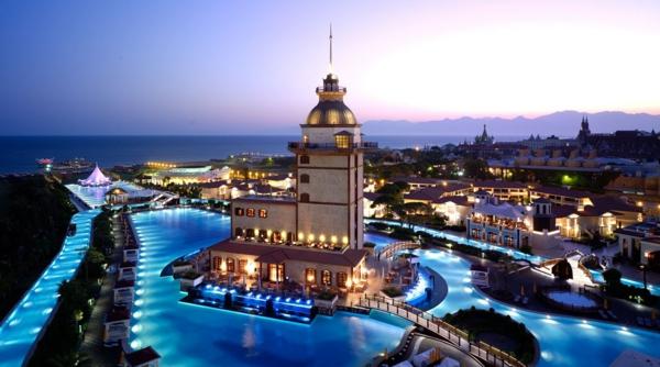 traumurlaub türkei Istanbul Antalya besuchen