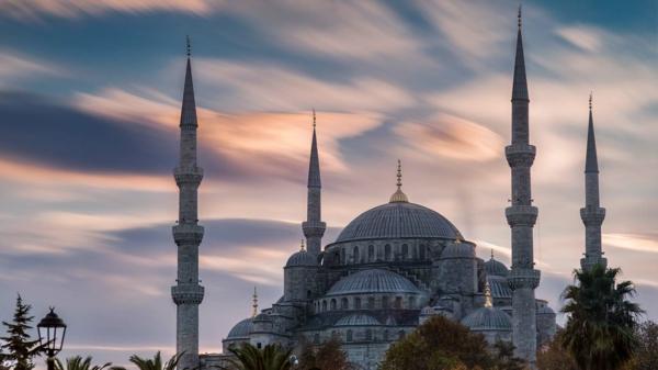 traumurlaub türkei interessante reiseziele moschee