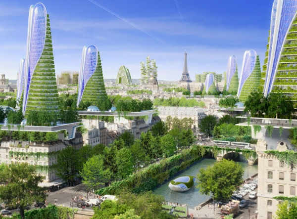 treibhausgase paris 2050 projekt