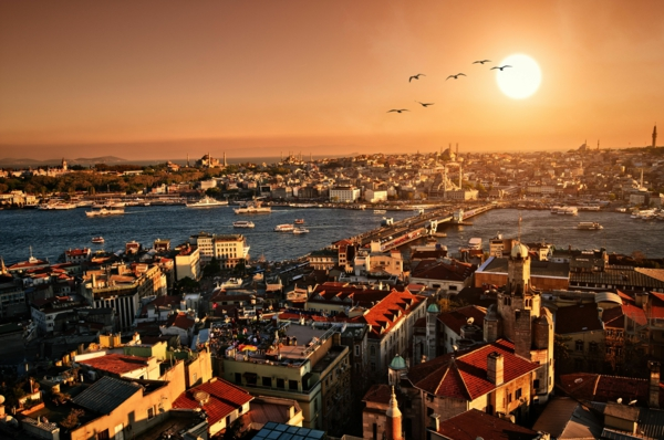 urlaub reisen istanbul türkei besuchen