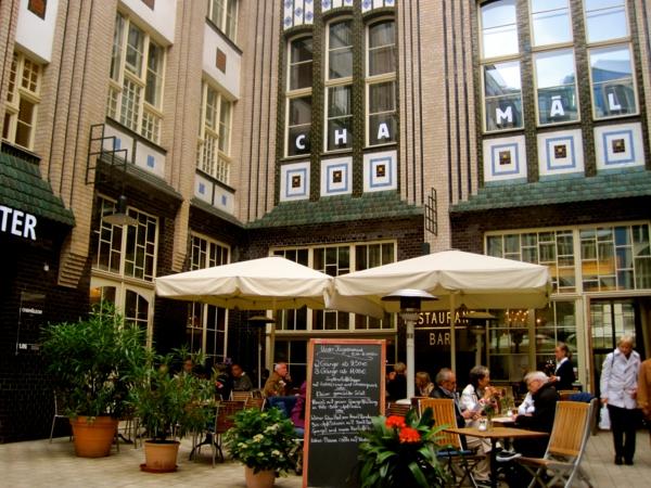 urlaubsziele europa berlin hackische höfe