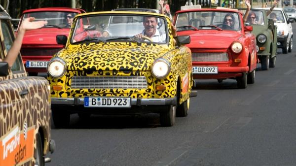 urlaubsziele europa berlin trabant tour