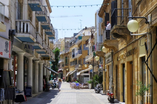 urlaubsziele europa zypern nikosia straße