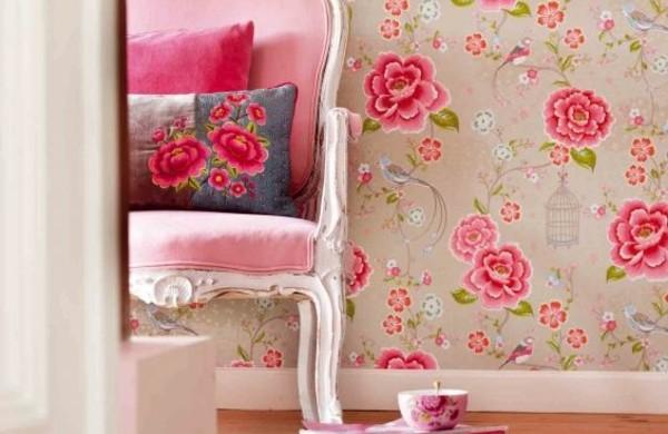rosentapete ist eine herrliche deko fr ihre wnde - Einfache Dekoration Und Mobel Individuelle Fototapeten Fuer Die Wohnung
