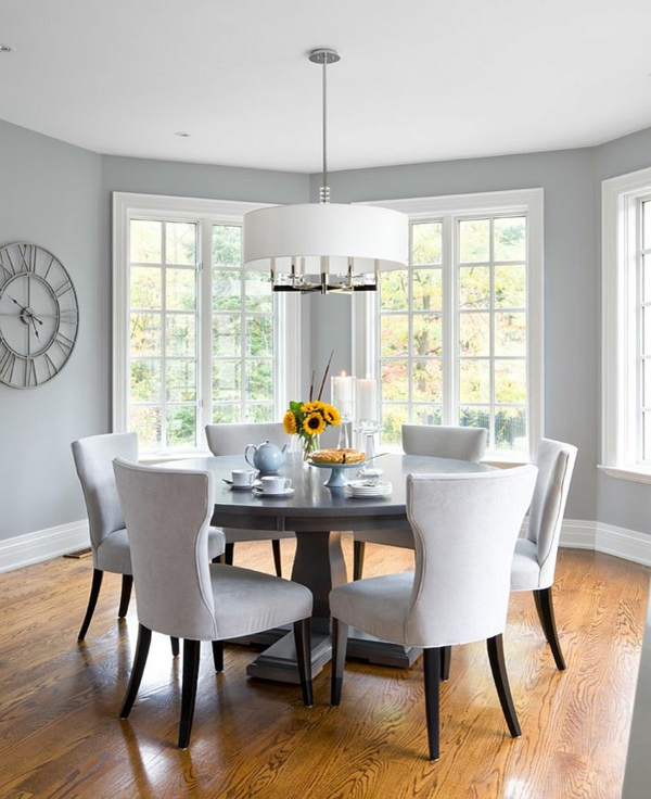 die wandfarbe grau die ultimative farbtendenz 2015. Black Bedroom Furniture Sets. Home Design Ideas
