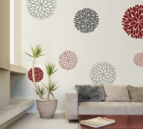 Wandsticker und ihre aufpeppende Wirkung auf das Ambiente