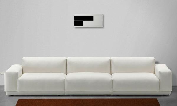 50 tolle beispiele f r ausgefallenes wanduhr design. Black Bedroom Furniture Sets. Home Design Ideas