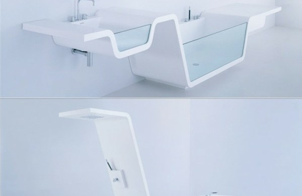 Beautiful Waschbecken Design Flugelform Ideas - House Design Ideas ...