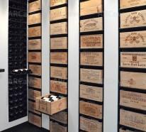 Wissen Sie, wie Sie den teuren Wein lagern sollten?