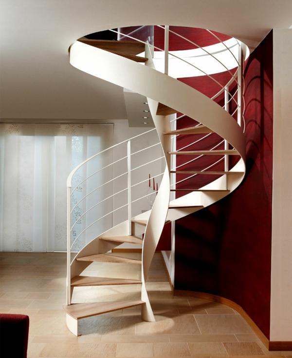 faszinierende wendeltreppen perfekte spiralen mit. Black Bedroom Furniture Sets. Home Design Ideas