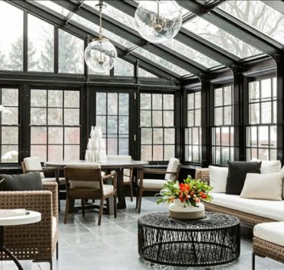 wohnwintergarten gestalten und in eine gemtliche glasoase verwandeln - Verwandeln Sie Ihre Garage In Wohnraum