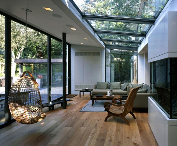 Wohnwintergarten Gestalten Und In Eine Gemtliche Glasoase