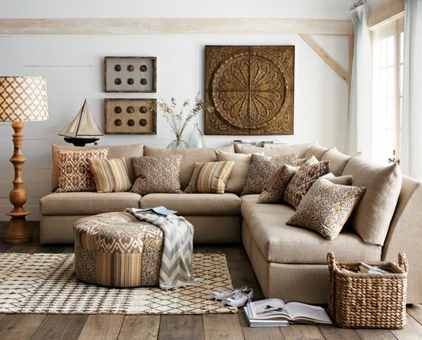 design : wohnzimmer gemütlich einrichten ~ inspirierende bilder ... - Wohnzimmer Gemutlich Warm