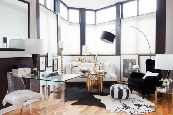 kuhfell wohnzimmer modern ~ Seldeon.com = Innen-Wohnzimmer-Design ...