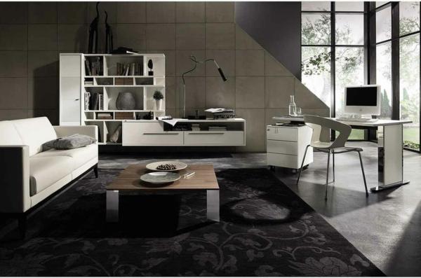 wohnzimmer einrichten retro möbel elegant