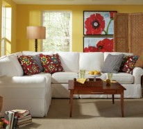 Landhausstil Sofas landhaus sofas helfen dem wohnzimmer gemütlicher zu erscheinen