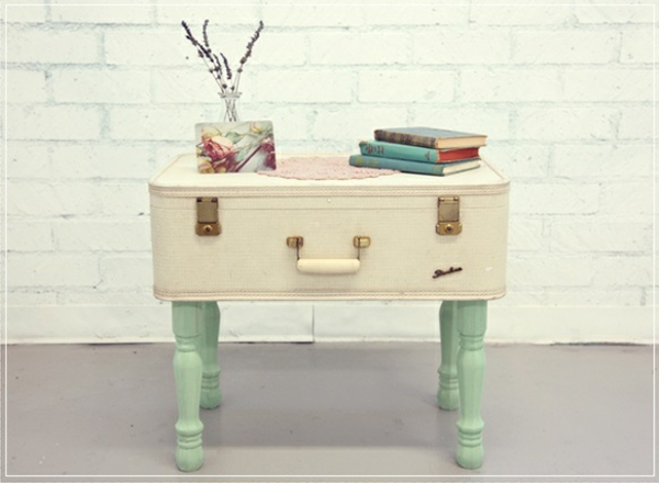 Koffer Tisch Bauen.Wohnzimmertisch Aus Holz Selber Bauen Tolle Diy Ideen Zum