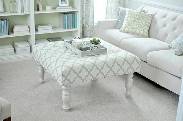 wohnzimmermöbel vintage:Wohnzimmertisch aus Holz selber bauen – tolle DIY Ideen zum Nachmachen