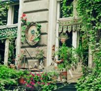 Gartenaccessoires im Vintage Stil lassen Ihren Garten einmalig wirken