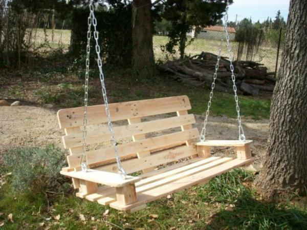 gartenmobel selber bauen aus paletten – rekem, Garten und Bauen