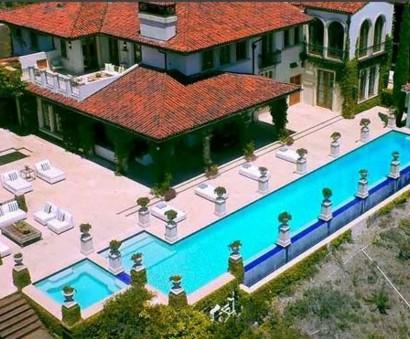 Heidi Klums Villa In Kalifornien U2013 Ein Traumhaftes Luxushaus