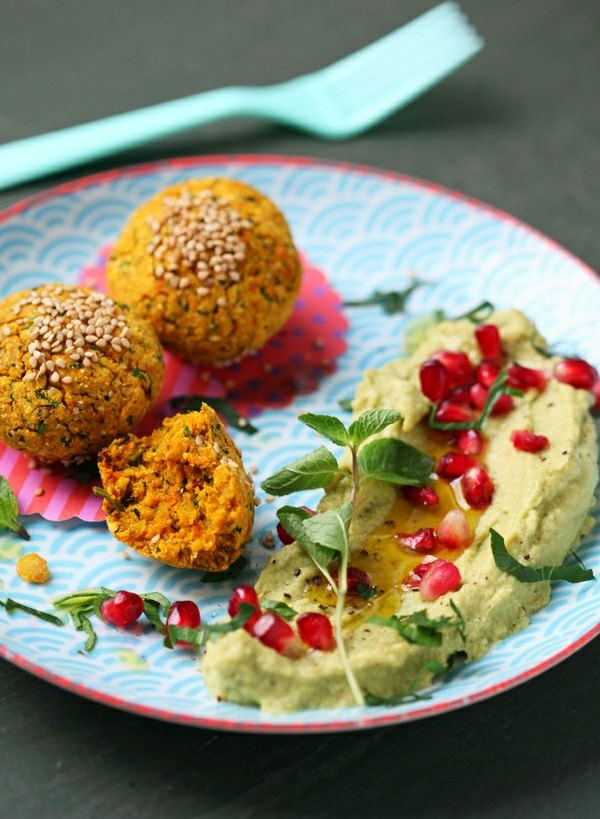 Hummus selber machen hummus gesund essen getrocknete kichererbsen vorspeise