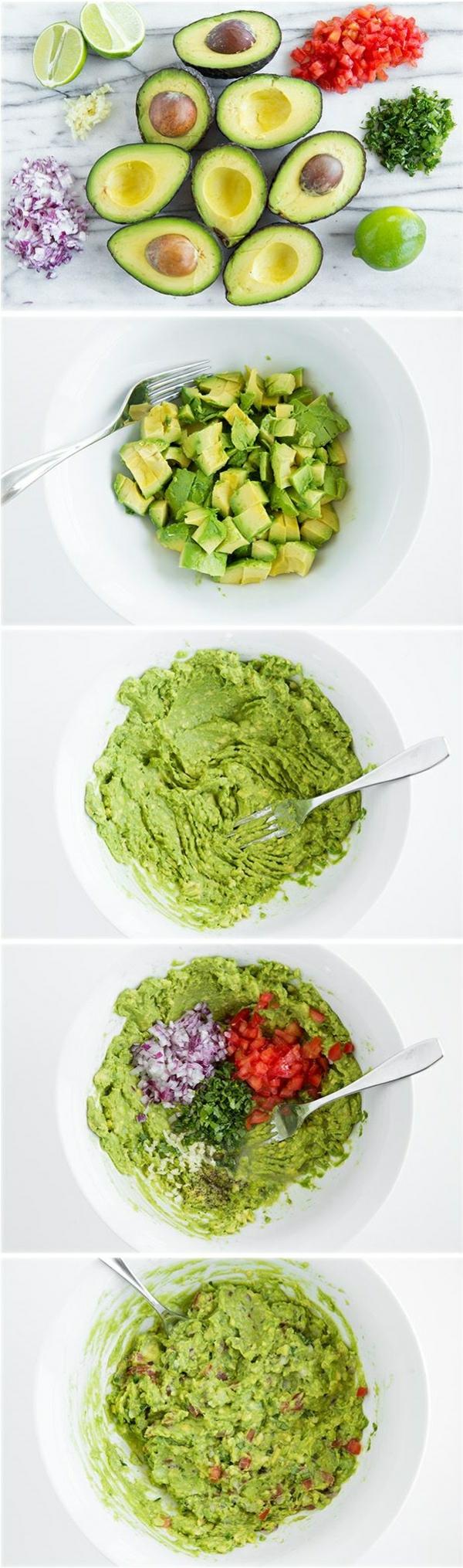 Hummus selber machen hummus gesund essen guacamole