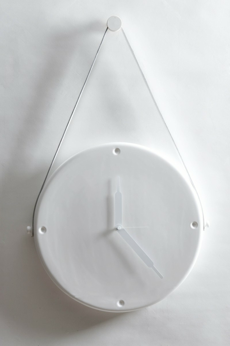 Italienische Möbel Bosa keramik design horamur uhr
