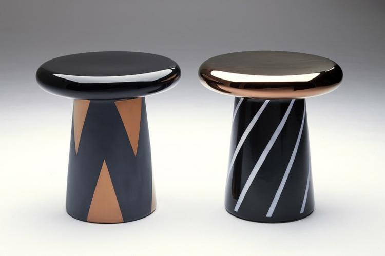 Italienische Möbel Wohnaccessoires Bosa Ceramiche t table