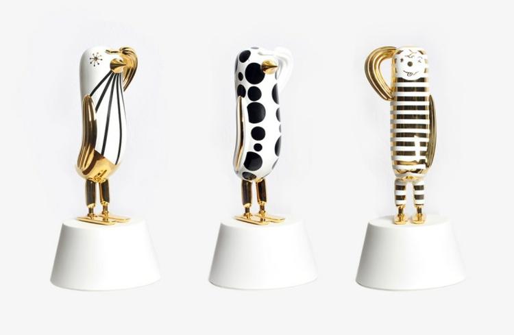 Italienische Möbel Wohnaccessoires Bosa keramik design