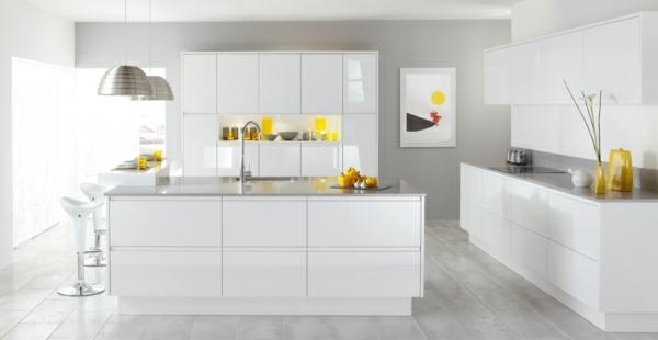 Küchenzubehör und Küchengeräte weiß einrichtung Küchendesign