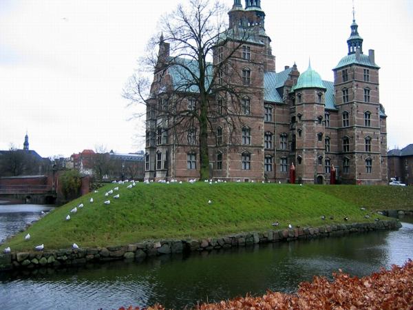 Kopenhagen Sehenswürdigkeiten rosenborg schloss