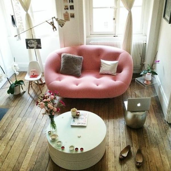 Ligne Roset Sofa designer möbel wohnzimmer sessel philippe nigro