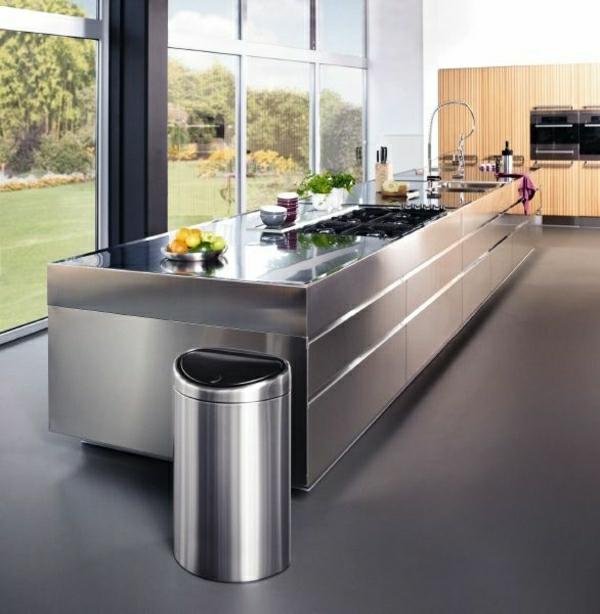 Moderne Küchen mit Kochinsel kochinsel küchendesign