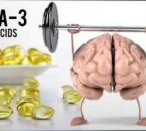 Gesunde Ernährung: das Verhältnis Omega-3 zu Omega-6-Fettsäuren