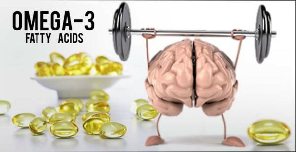 Omega 3 Fettsäuren Omega 6 Fettsäuren gehirn funktion unterstützen