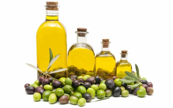 Omega 3 Fettsäuren Omega 6 Fettsäuren olivenöl oliven