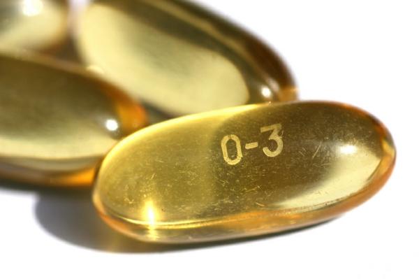 Omega 3 Fettsäuren tabletten Omega 6 Fettsäuren