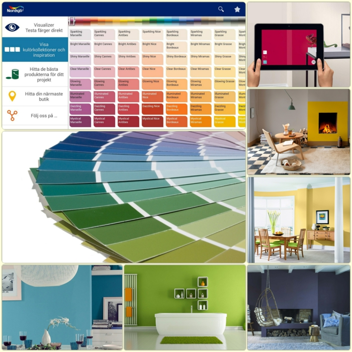 fakten ber die psychologische wirkung von farben farbkombinationen webdesign journal. Black Bedroom Furniture Sets. Home Design Ideas