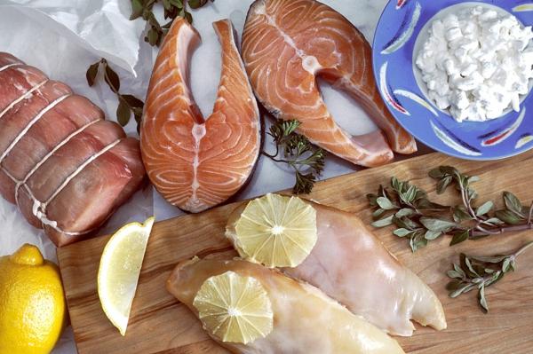 Sternzeichen Fische gesunde ernährung eiweiß