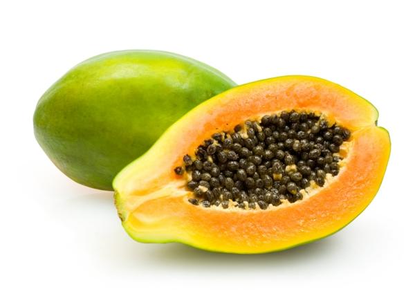 Sternzeichen Fische gesunde ernährung papaya essen