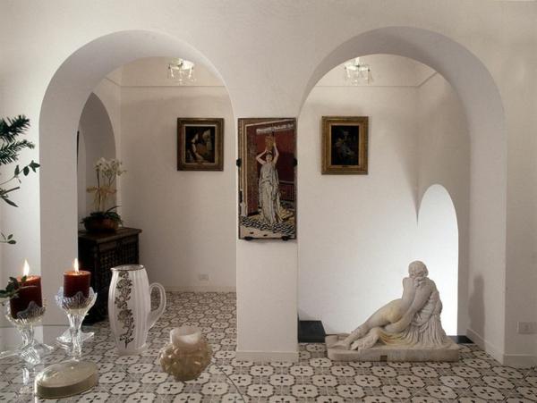 Villa Le Scale insel Capri designer Francesco Della Femina