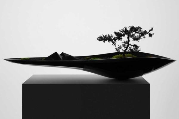 adrian magu kasokudo pflanzenbehälter bonsai baum gebirge