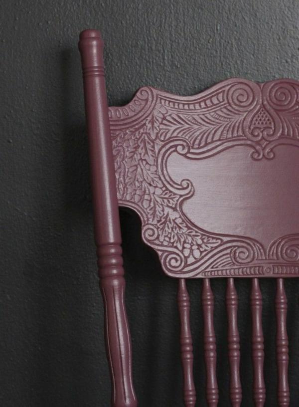 alte möbel neu gestalten alten holzstühl neu streichen