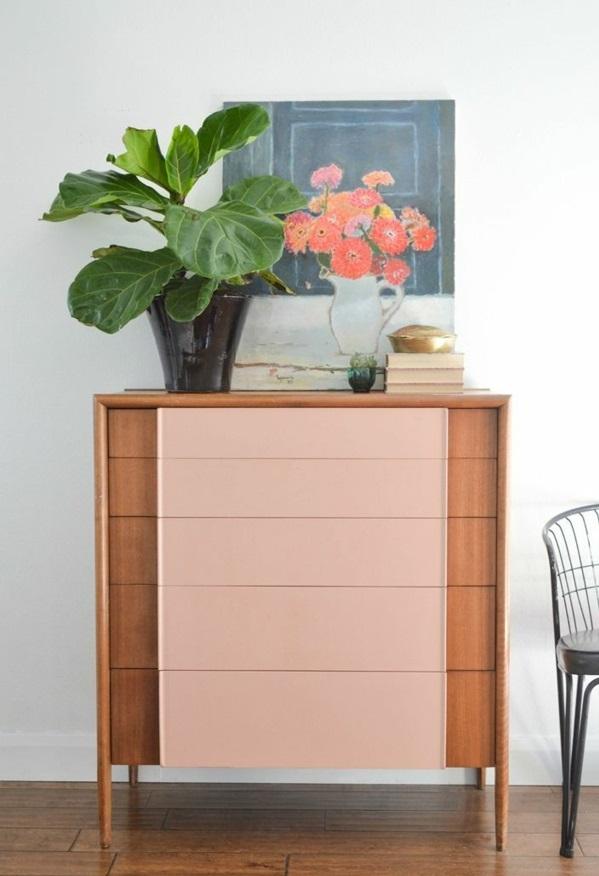 alte möbel neu gestalten holz kommode restaurieren