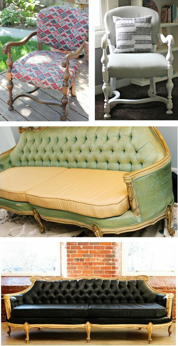 alte möbel neu gestalten wohnzimmer möbel restaurieren