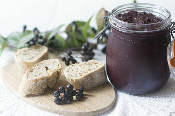 apfelbeeren marmelade obst und gemüse gesundes essen rezepte