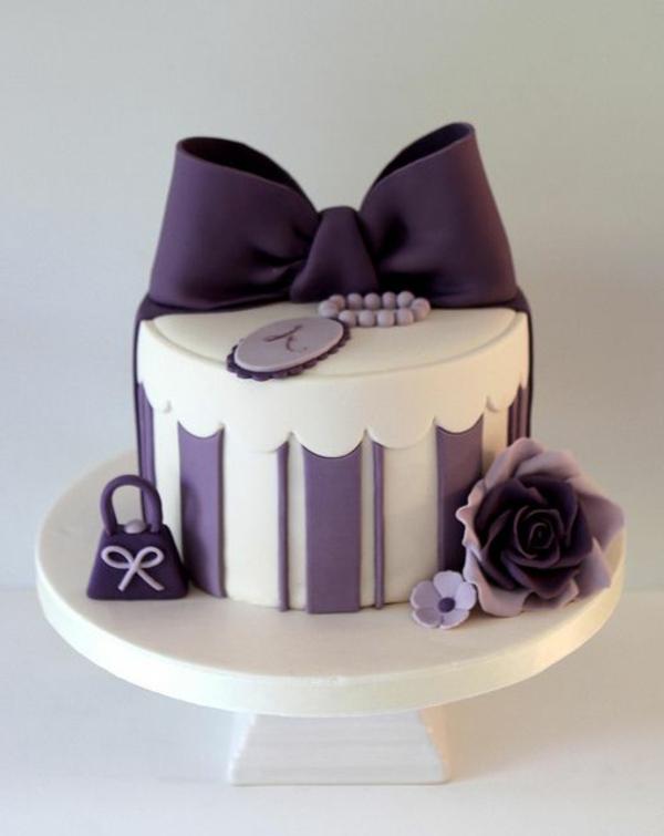 Fancy Birthday Cake Designs